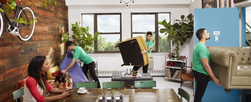 full house movers