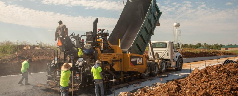 paving contractors Durham