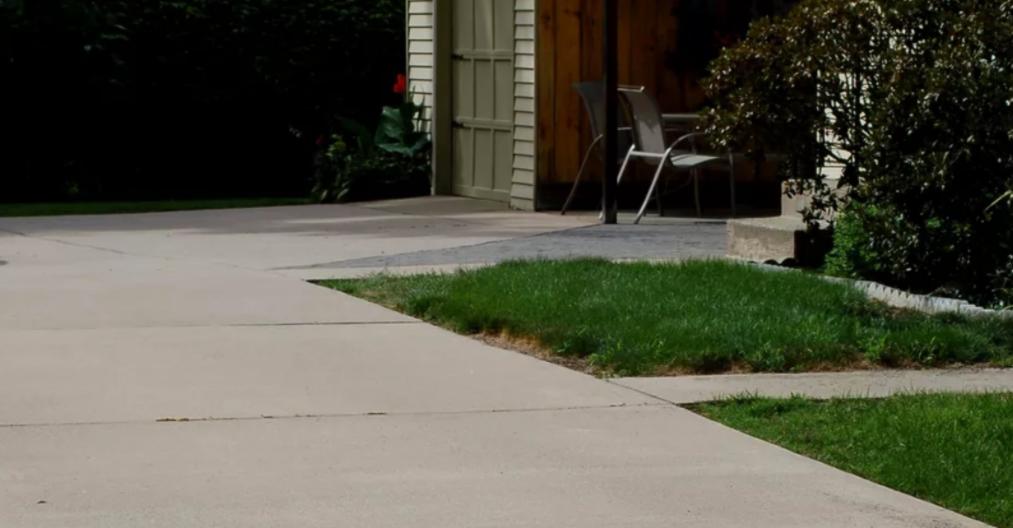 repaving driveway