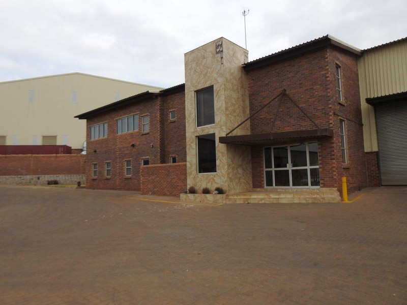 Industrial Land For Sale Gauteng
