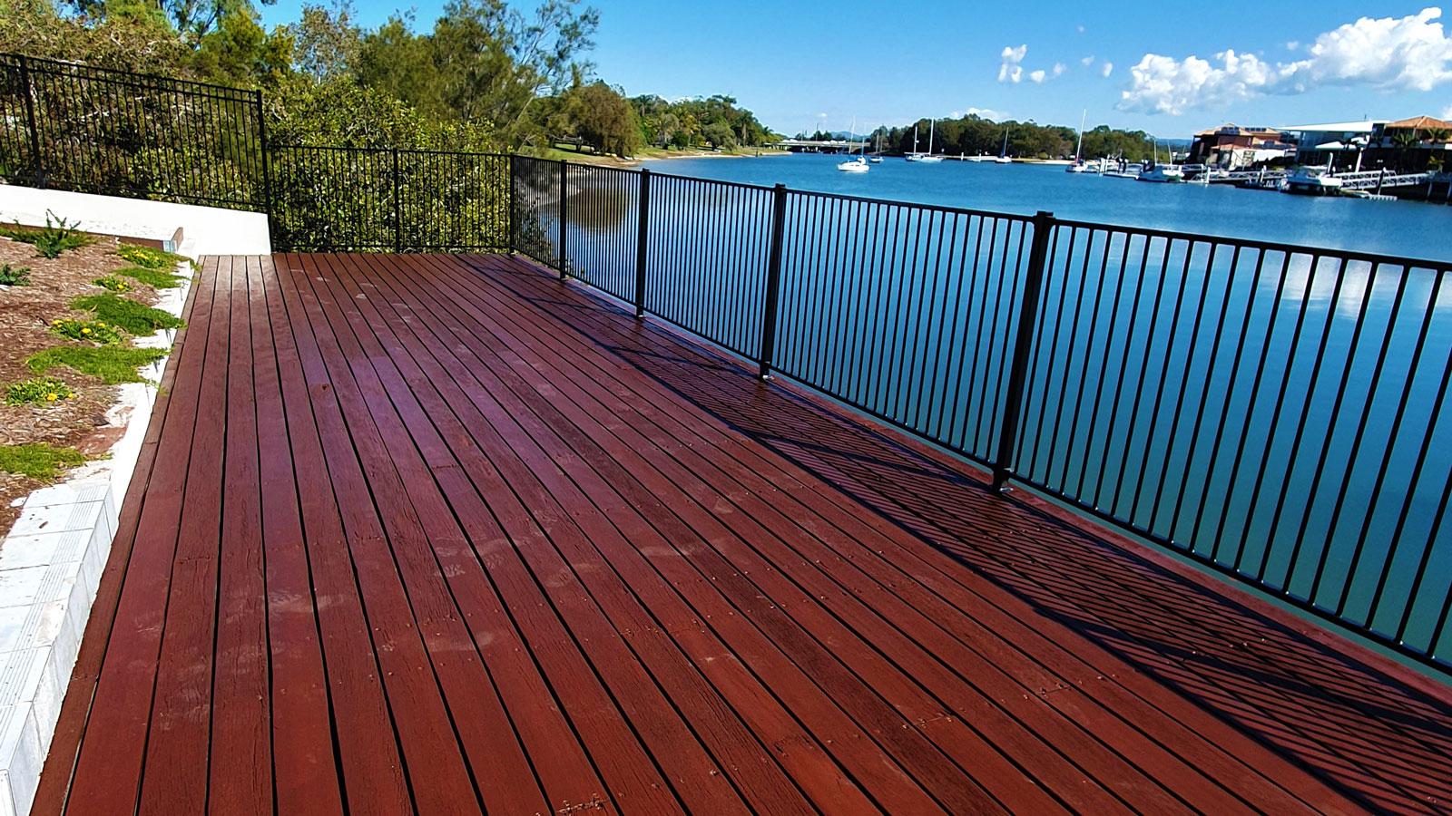 deck restoration sunshine coast