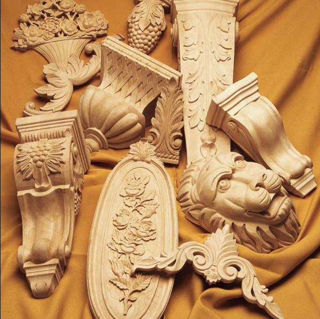 ornamental timber mouldings