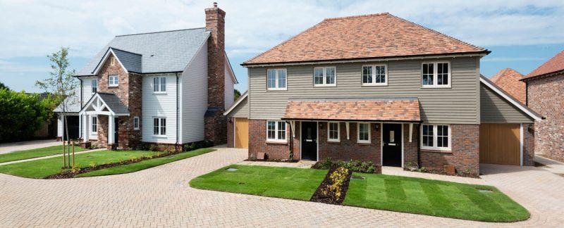 new homes Canterbury