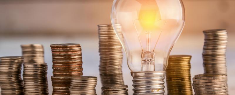 Energy bill saving
